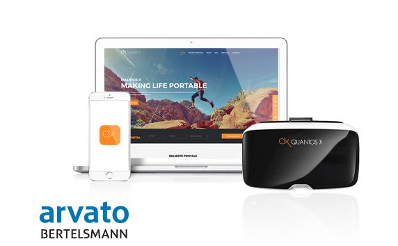 Arvato<br />QuantosX VR