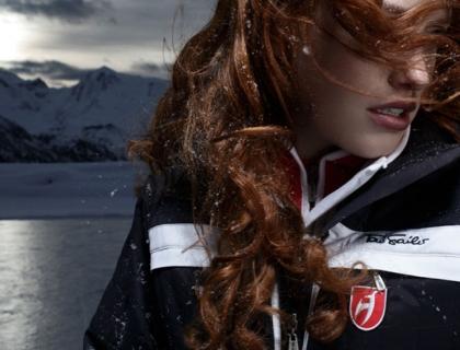 Toni Sailer<br>ICE AND FASHION
