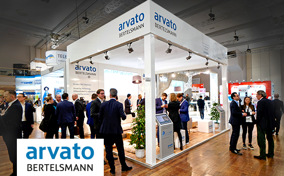 Arvato CRM Solutions<br>CCW 2018
