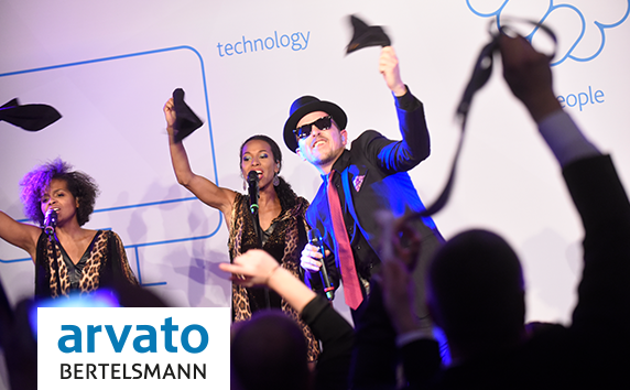 Arvato CRM Solutions<br>CRM Forum 2018