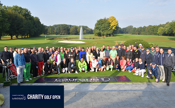 Laureus<br> Charity Golf Open 2016