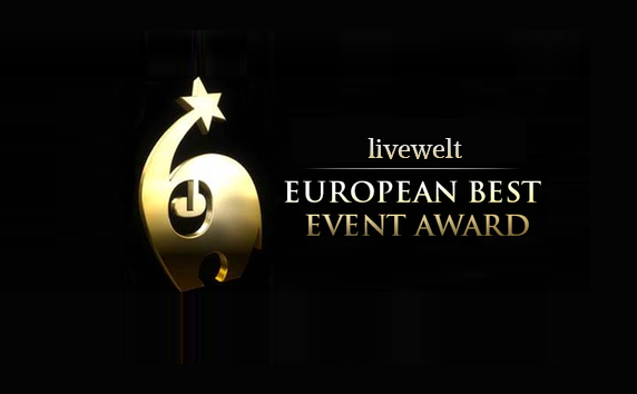 livewelt<br>GOLD WINNER EuBEA Award
