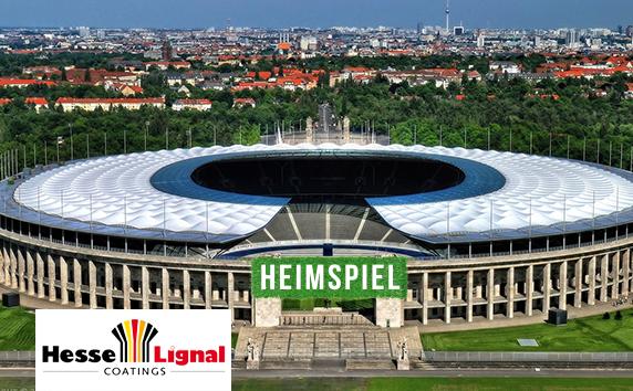 Hesse Lignal<br>Heimspiel Halbzeit