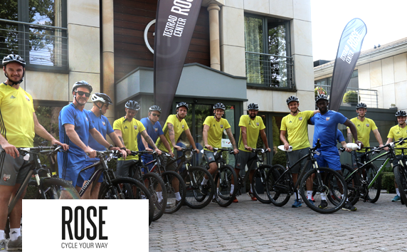 ROSE Bikes<br>Mountainbike Tour