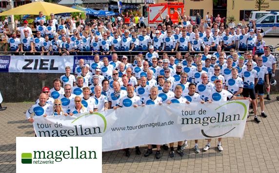 magellan netzwerke<br>tour de magellan 2017
