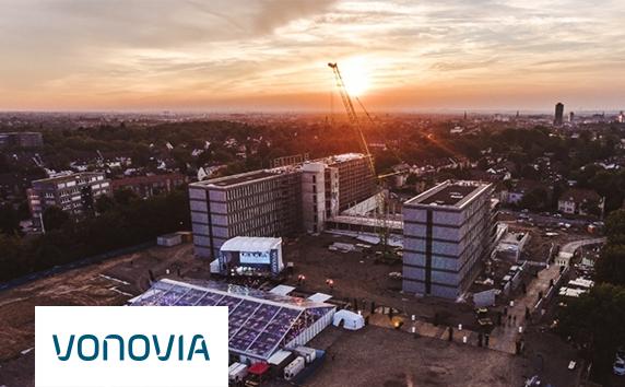 Vonovia<br>Richtfest