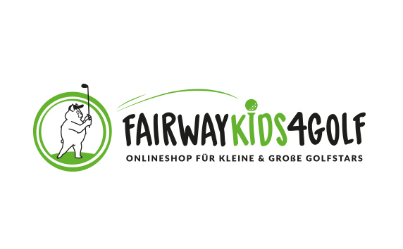 Fairwaykids4golf<br>Logo Relaunch