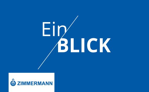 Zimmermann-Gruppe<br>EinBLICK