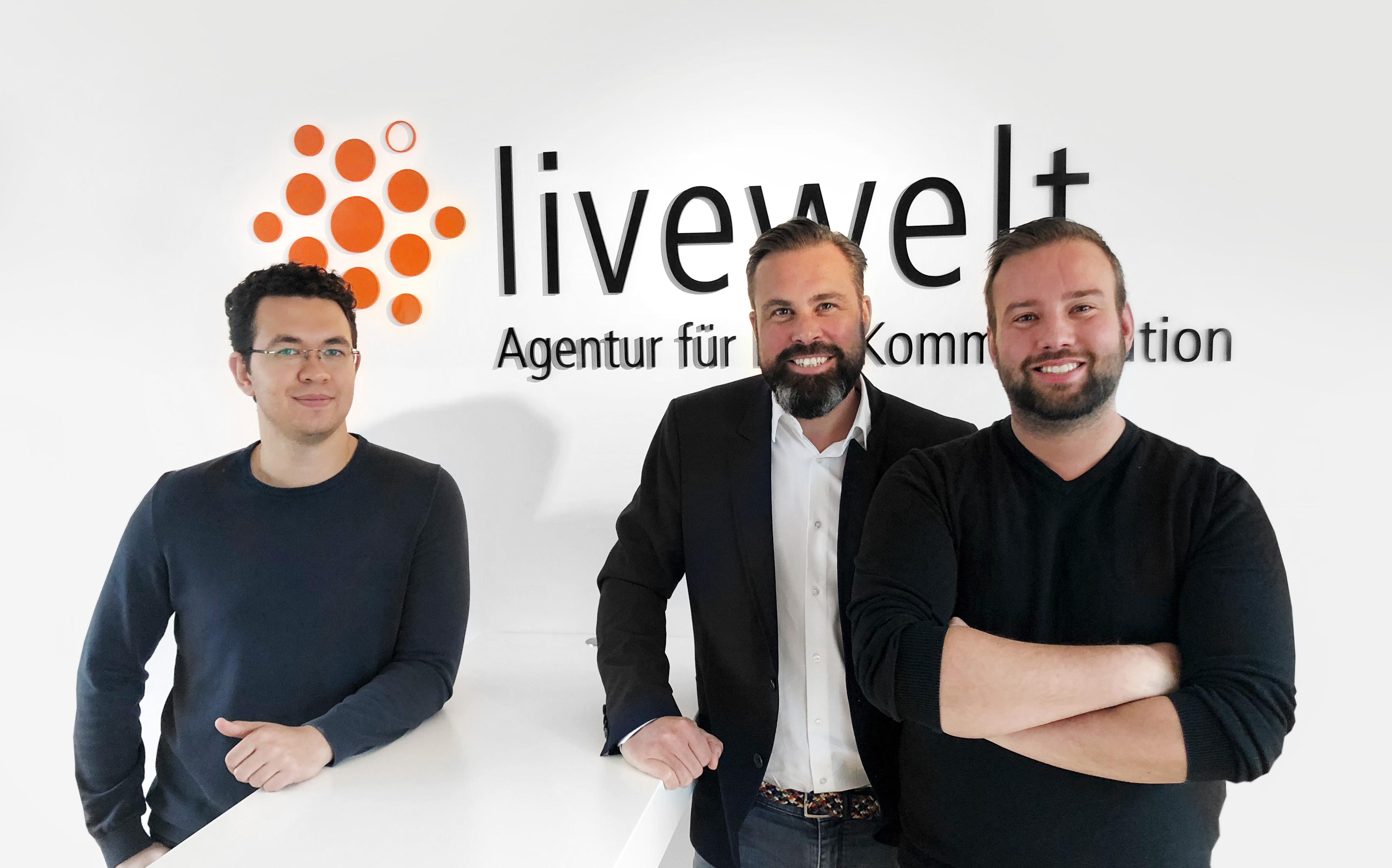 livewelt<br>Neue Unternehmens Unit: livewelt digital