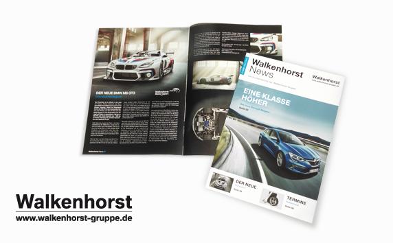 Walkenhorst Gruppe <br> Magazin