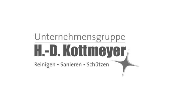 H.D. Kottmeyer Unternehmesgruppe<br> Website Relaunch