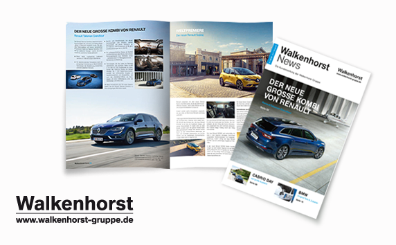Walkenhorst Gruppe<br>Magazin
