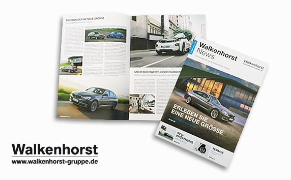 Walkenhorst Gruppe <br>Magazin
