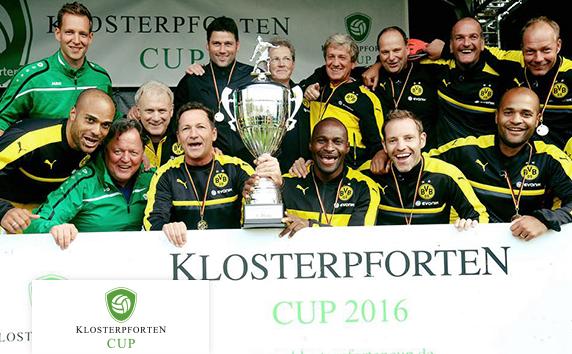 Hotel-Residence Klosterpforte<br> Klosterpforten Cup 2016