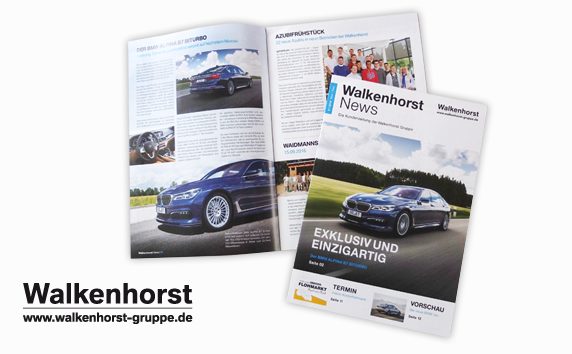 BMW Walkenhorst<br> Walkenhorst News