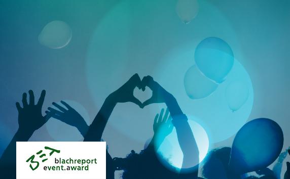 BEA® BlachReport Event Award<br> livewelt Nominierung