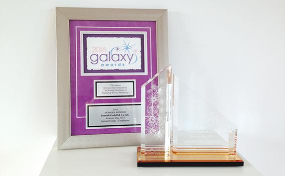livewelt <br> Galaxy Award 2016