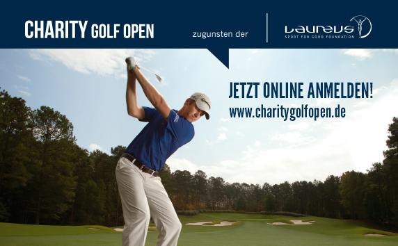 Laureus  <br>Charity Golf Open 2017