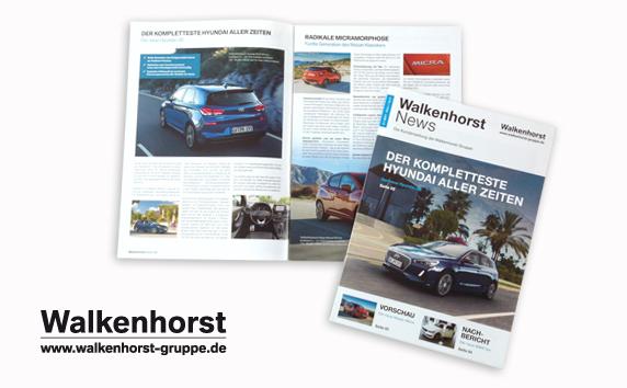 Walkenhorst <br>Gruppe Magazin