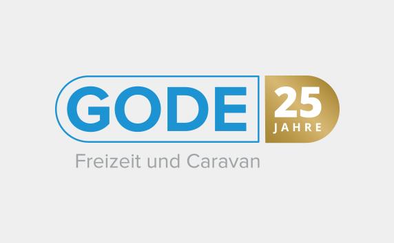 Freizeit &#038; Caravan GODE<br>25 jähriges Jubiläum – Imagekampagne und Jubiläumsfeier