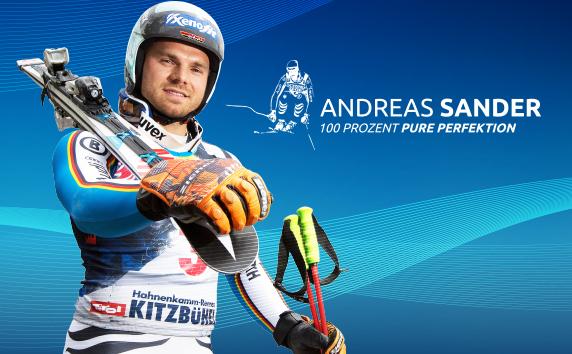 Andreas Sander<br>Sportmarketing &#038; -management