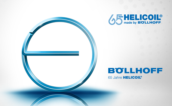 Böllhoff<br>65 Jahre HELICOIL®
