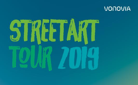 Vonovia<br>Streetart Tour 2019