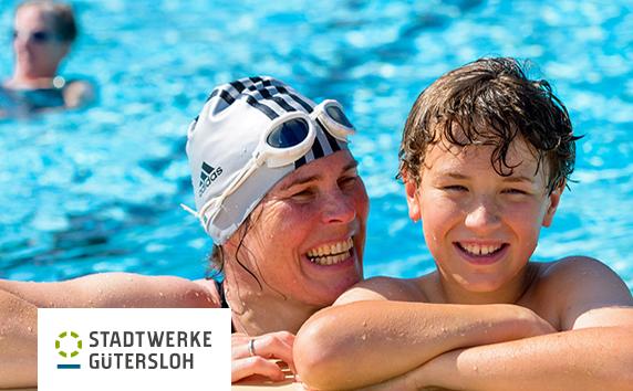 Stadtwerke Gütersloh<br>Stadtschwimmen 2019